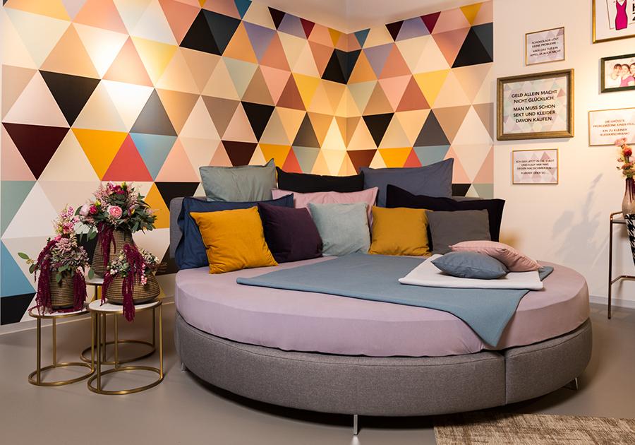 Schwesterherzen Kleiderzimmer Lounge